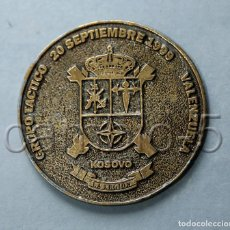Militaria: MEDALLA LA LEGIÓN- KOSOVO - GRUPO TÁCTICO 20 SEPTIEMBRE 1999 VALENZUELA -3 º TERCIO D. JUAN DE AUSTR. Lote 189181047