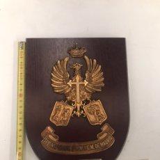 Militaria: ANTIGUA METOPA MILITAR. Lote 189312707