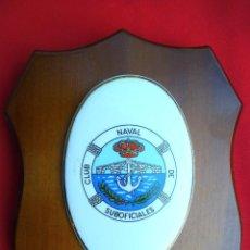 Militaria: METOPA CLUB NAVAL DE SUBOFICIALES, SAN FERNANDO.. Lote 190459392