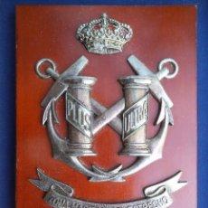 Militaria: METOPA ZONA MARITIMA DEL ESTRECHO.. Lote 190459616