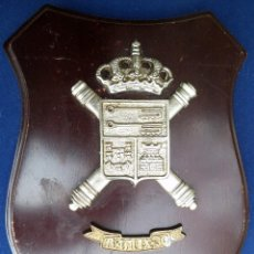 Militaria: METOPA MILITAR. ARTILLERÍA. RAMIX 30. Lote 191512503