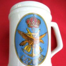 Militaria: JARRA CORBETA CAZADORA. Lote 192560626