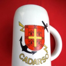 Militaria: JARRA PATRULLERO CADARSO ARMADA ESPAÑOLA.. Lote 192560857