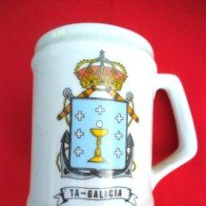 Militaria: JARRA TRANSPORTE DE ATAQUE GALICIA. Lote 192561836