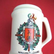 Militaria: JARRA PATRULLERO VILLAAMIL ARMADA ESPAÑOLA.. Lote 192563943