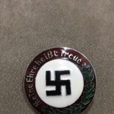 Militaria: EHRE HEISST TREUE. HITLER. III REICH. REPRO. Lote 192905535