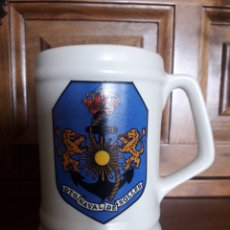 Militaria: JARRA DE PORCELANA, DTO, NAVAL DE SOLLER. Lote 194120322
