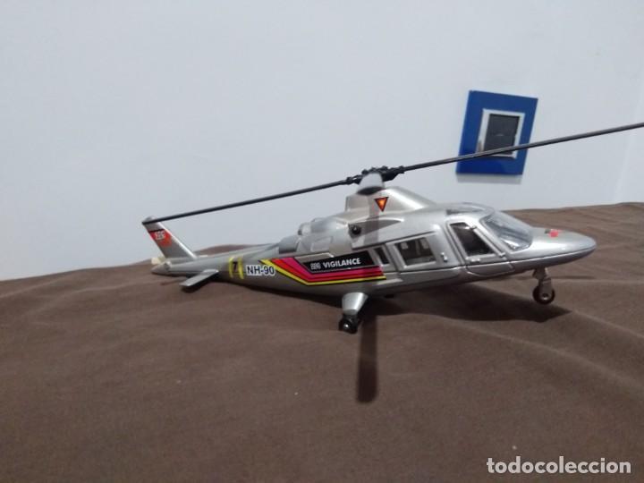 HELICOPTERO 201 VIGILANCE NH-90 (Militar - Reproducciones, Réplicas y Objetos Decorativos)