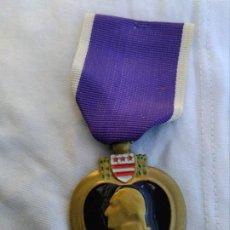 Militaria: MEDALLA MILITAR MERITO USA CORAZÓN PÚRPURA (REPLICA). Lote 194198553