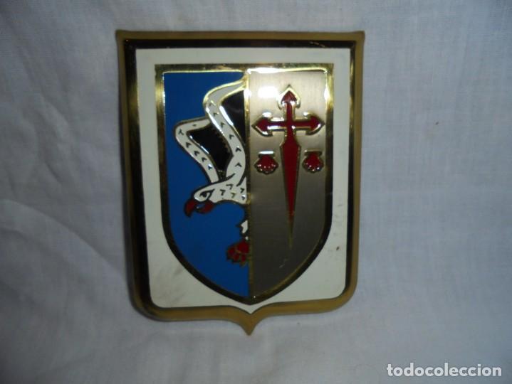 METOPA CRUZ DE SANTIAGO Y AGUILA (Militar - Reproducciones, Réplicas y Objetos Decorativos)
