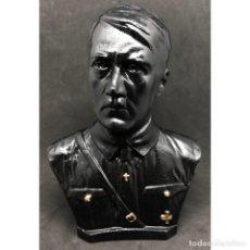 Militaria: BUSTO ADOLF HITLER ALEMANIA TERCER REICH PARTIDO NAZI NSDAP. Lote 194321715