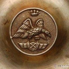 Militaria: CENICERO EJERCITO DEL AIRE ACADEMIA GENERAL EPOCA DE FRANCO. Lote 194641261
