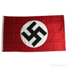 Militaria: BANDERA NSDAP 90 X 150 CM ALEMANIA TERCER REICH PARTIDO NAZI. Lote 194929697