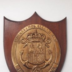 Militaria: METOPA NAVAL. CORBETA INFANTA CRISTINA F34. CUARTA DE LA CLASE DESCUBIERTA DE LA ARMADA ESPAÑOLA.. Lote 194940523