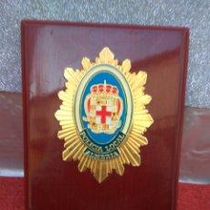 Militaria: ALMERÍA METOPA POLICIA LOCAL. Lote 194951215