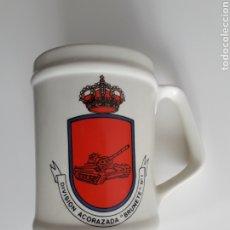 Militaria: JARRA DIVISIÓN ACORAZADA BRUNETE Nº 1. Lote 195112231