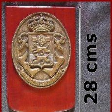 Militaria: 115..METOPA PA 65 VILLA DE BILBAO....MEDIDAS 28 X 17,5 CMS.....PESO 1,450KGS. Lote 195146632
