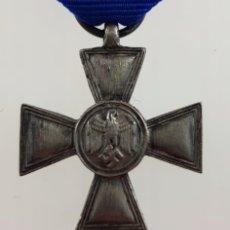 Militaria: INSIGNIA DE WEHRMACHT , CRUZ , TERCER REICH. Lote 195155085