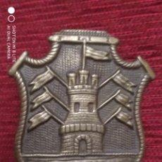 Militaria: PLACA MUY ANTIGUO DE POLICIA DE CORDOBA ARGENTINA INSIGNIA DISTINTIVO POLICIAL. Lote 195338402