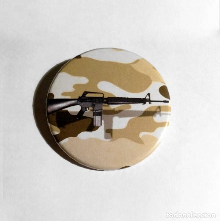 M16 - ABREBOTELLAS 59MM (CON IMAN PARA NEVERA) (Militar - Reproducciones, Réplicas y Objetos Decorativos)