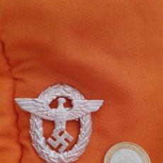 Militaria: RÉPLICA DE ALTA CALIDAD III REICH. SCHUTZPOLIZEI. NAZI. HITLER.. Lote 197086881