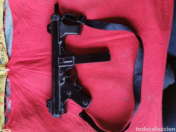 Militaria: Encendedor ametralladora Smith & Wessun. - Foto 2 - 197256575