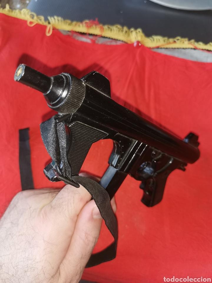 Militaria: Encendedor ametralladora Smith & Wessun. - Foto 4 - 197256575