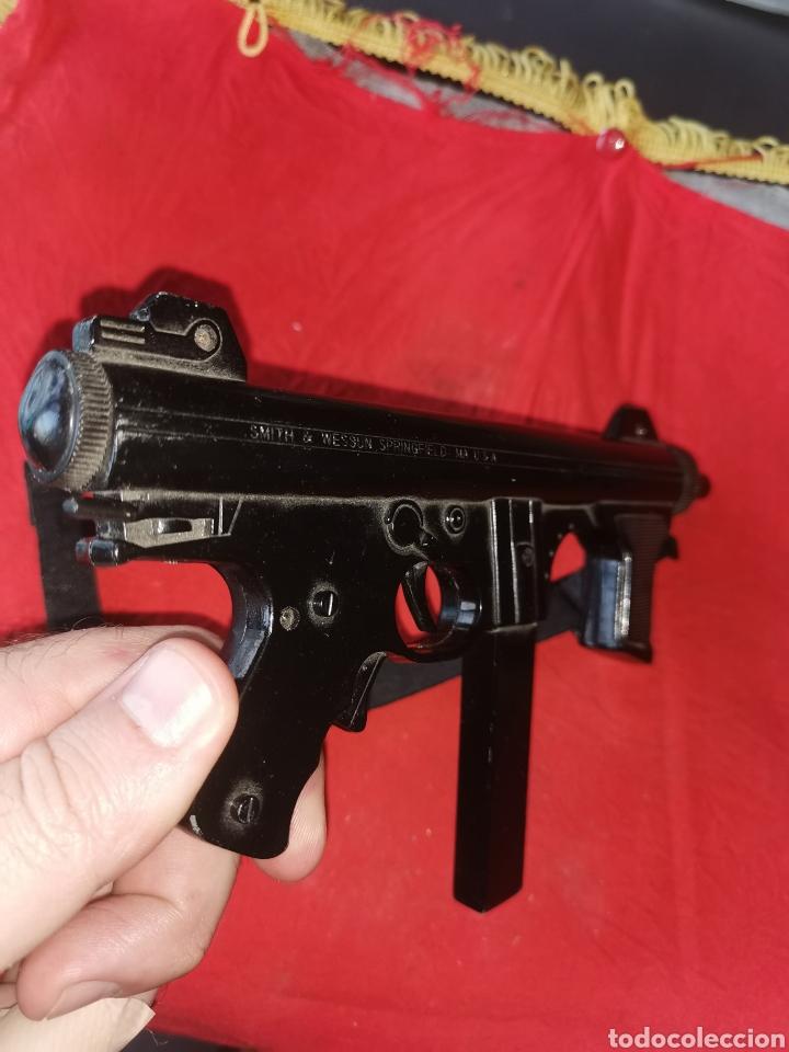 Militaria: Encendedor ametralladora Smith & Wessun. - Foto 5 - 197256575