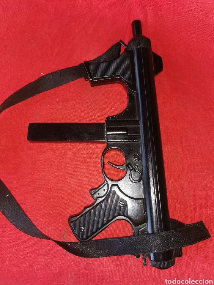 Militaria: Encendedor ametralladora Smith & Wessun. - Foto 6 - 197256575