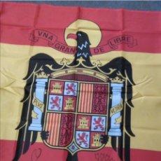 Militaria: BANDERA ESPAÑA FRANCO. Lote 199510368