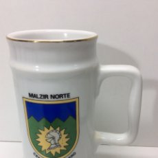 Militaria: MALZIR NORTE-CENTRO FINANCIERO ZARAGOZA 17.5X13CM. Lote 202832822