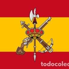 Militaria: BANDERA LEGIÓN ESPAÑOLA. EJÉRCITO ESPAÑOL. 1920-2020. ESPAÑA. Lote 203286526