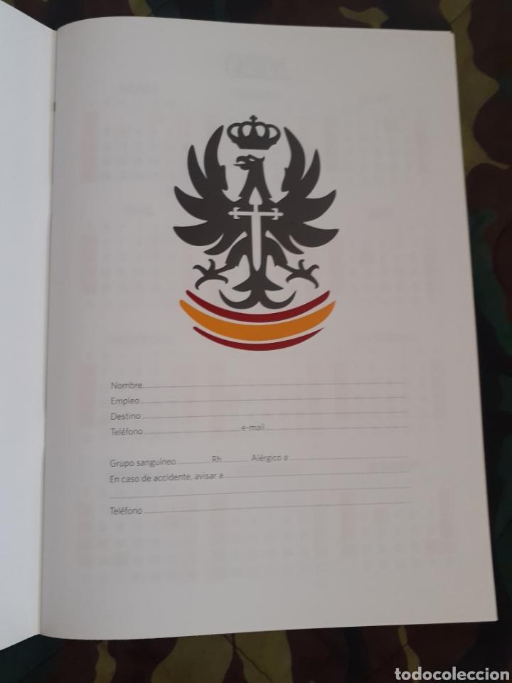 Militaria: CALENDARIO AGENDA CAMINAMOS CON VOSOTROS 2020 EJÉRCITO DE TIERRA - Foto 3 - 204262753
