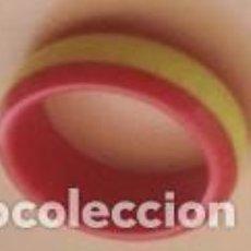 Militaria: ANILLO BANDERA ESPAÑA. Lote 205165647