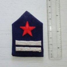 Militaria: GALLETA DE TENIENTE DE LA GUARDIA DE ASALTO DIVISA TENIENTE REPÚBLICA, , GUERRA CIVIL. REPRO. Lote 205375360