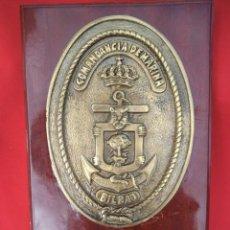 Militaria: METOPA COMANDACIA DE MARINA DE BILBAO. Lote 206822672