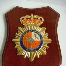 Militaria: METOPA DE PLACA DE LA POLICIA NACIONAL. Lote 207101141