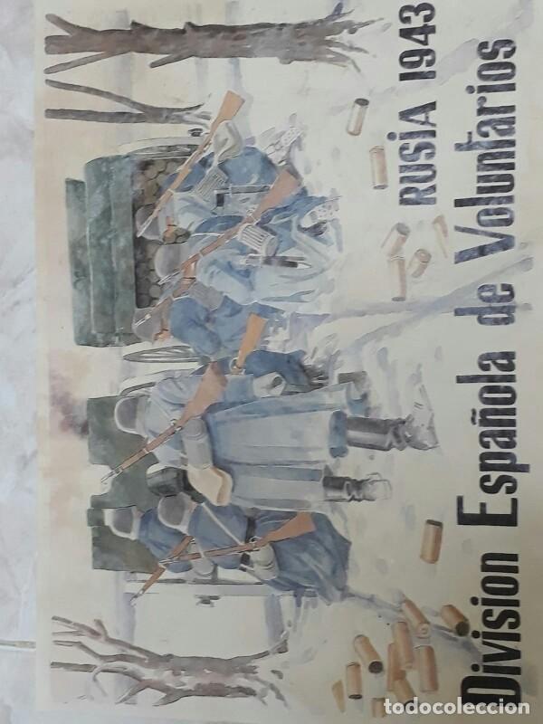 Militaria: CARTEL DE LA GUERRA CIVIL - Foto 4 - 208288361