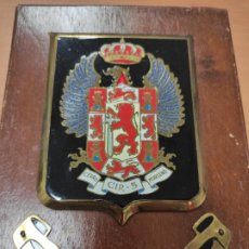 Militaria: METOPA AÑOS 70 - 80, CENTRO INSTRUCCION DE RECLUTAS, N. 5. Lote 211734679