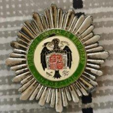 Militaria: PLACA DIRECCION GENERAL DE SEGURIDAD POLICIA-REPLICA. Lote 212397581
