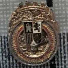 Militaria: PLACA DIRECCION GENERAL DE SEGURIDAD,-REPLICA. Lote 212398545