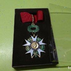 Militaria: RÉPLICA DE MEDALLA FRANCESA, REPUBLIQUE FRANCAIS 1870. Lote 217265098