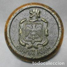 Militaria: METOPA JORGE JUAN, METAL SOBRE MADERA - MET-212. Lote 218691196