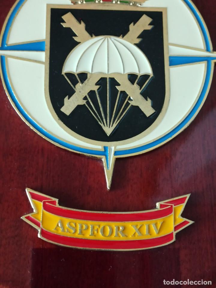 Militaria: METOPAS BRIGADA PARACAIDISTA ASPFOR XIV HERAT BADGHIS AFGANISTÁN - Foto 3 - 220748693