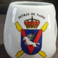 Militaria: JARRA / TAZA BHELTRA V BATALLÓN DE HELICÓPTEROS DE TRANSPORTE V. Lote 221603882