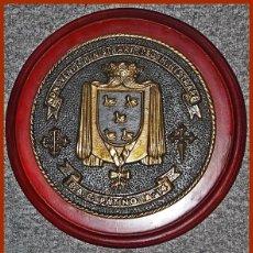Militaria: 137/661..A 14 BAC PATIÑO...MIDE 20 CMS DE DIÁMETRO....PESA 1, 050 KGS.. Lote 222081110