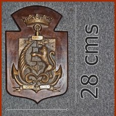 Militaria: 218/665..P 45 PATRULLERO DE ALTURA AUDAZ....MIDE 28 X 17,5 CMS....PESA 2, 270 KGS.. Lote 222086995