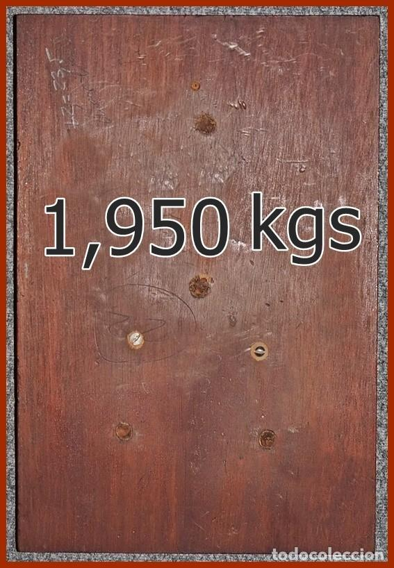 Militaria: 224/667..P 45 Patrullero de Altura Audaz....Mide 30 x 20 cms....Pesa 1, 950 kgs. - Foto 3 - 222087152