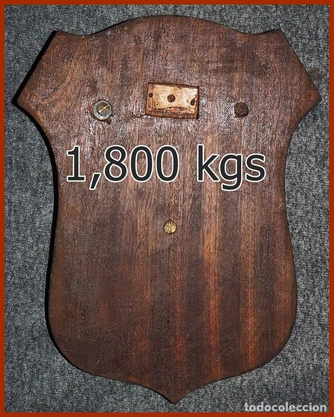 Militaria: 220/666..F74 Fragata Asturias.....Mide 24,5 x 19 cms....Pesa 1, 800 kgs. - Foto 3 - 222087616