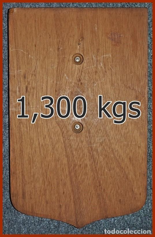Militaria: 668..Flotilla Medidas Contraminas...Mide 28 x 17,5 cms.....Pesa 1, 300 kgs. - Foto 3 - 222087755
